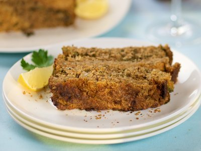 Cashew Nut Roast with Herb Stuffing
