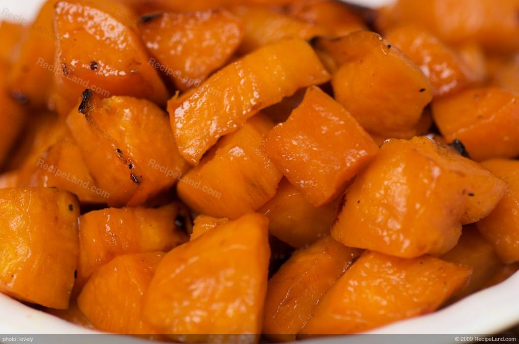 how to cook roasted sweet potatoes