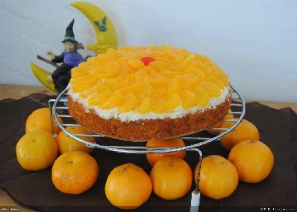 Recipes mandarin orange cake
