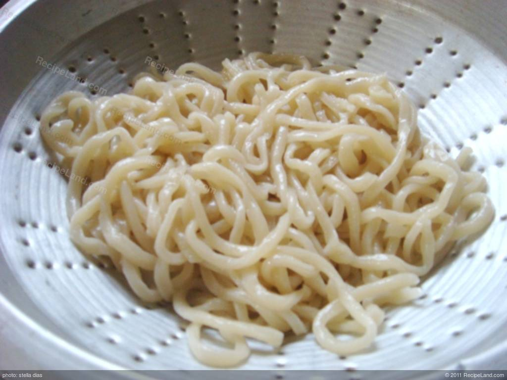 handmade noodles recipe noodles recipe recipeland 8697