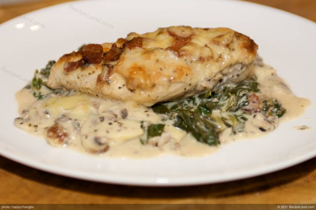 Chicken Florentine Casserole Recipe