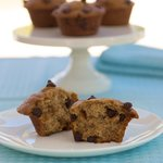 Chocolate Chip Banana Cupcakes