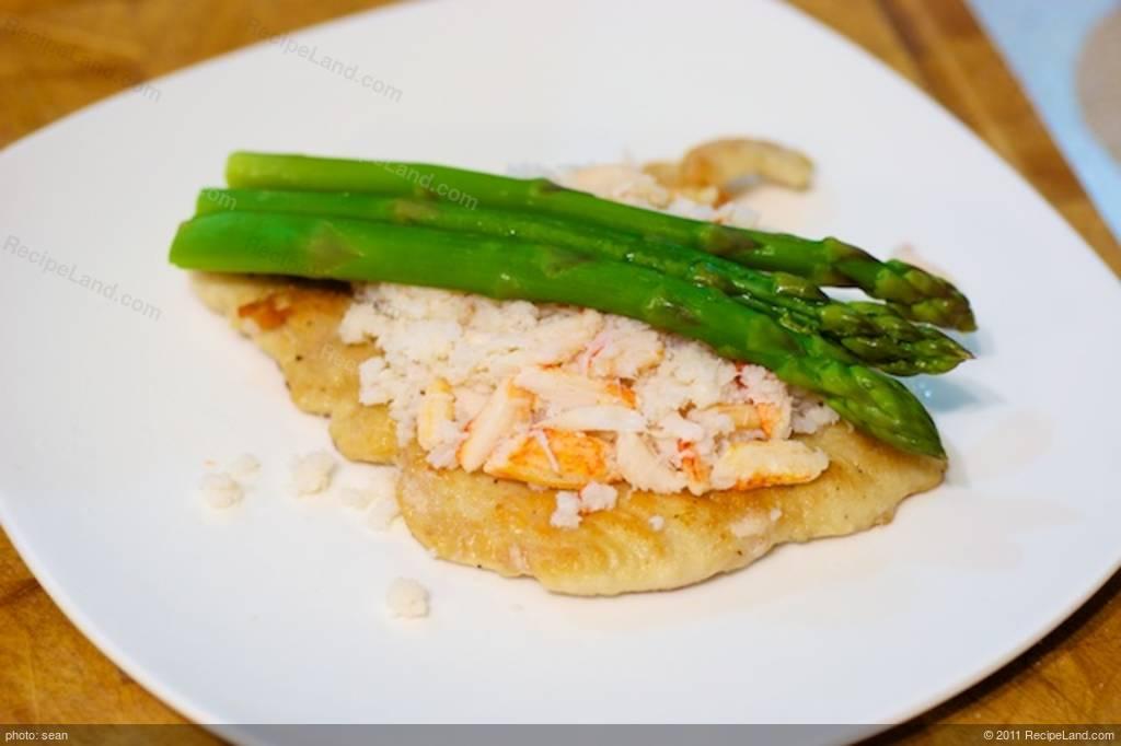 Chicken Oscar Recipe Recipeland