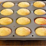 Moist Yogurt Lemon Cupcakes