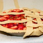 Classic Strawberry Rhubarb Pie