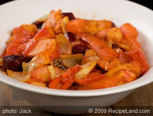 Holiday Roasted Root Vegetables