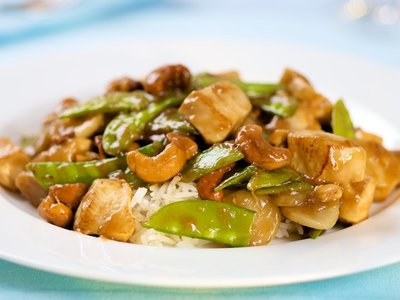 Cashew Chicken Improved