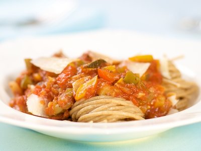 Vegetable Italian Spaghetti Sauce