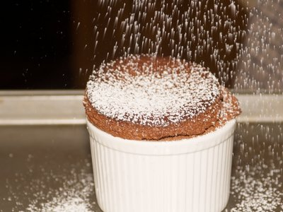 Favorite Chocolate Soufflé