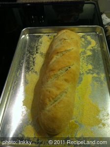 Quick Italian Bread