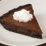 Double Chocolate French Silk Pie
