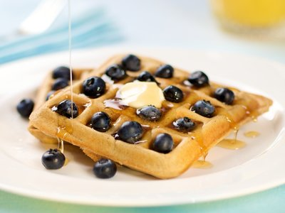 Quick & Easy Waffles