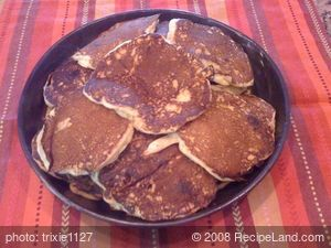 Featherlight Yogurt Pancakes