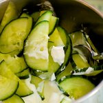 Quick & Easy Cucumber Raita
