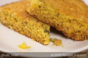 Barley Buttermilk Corn Bread