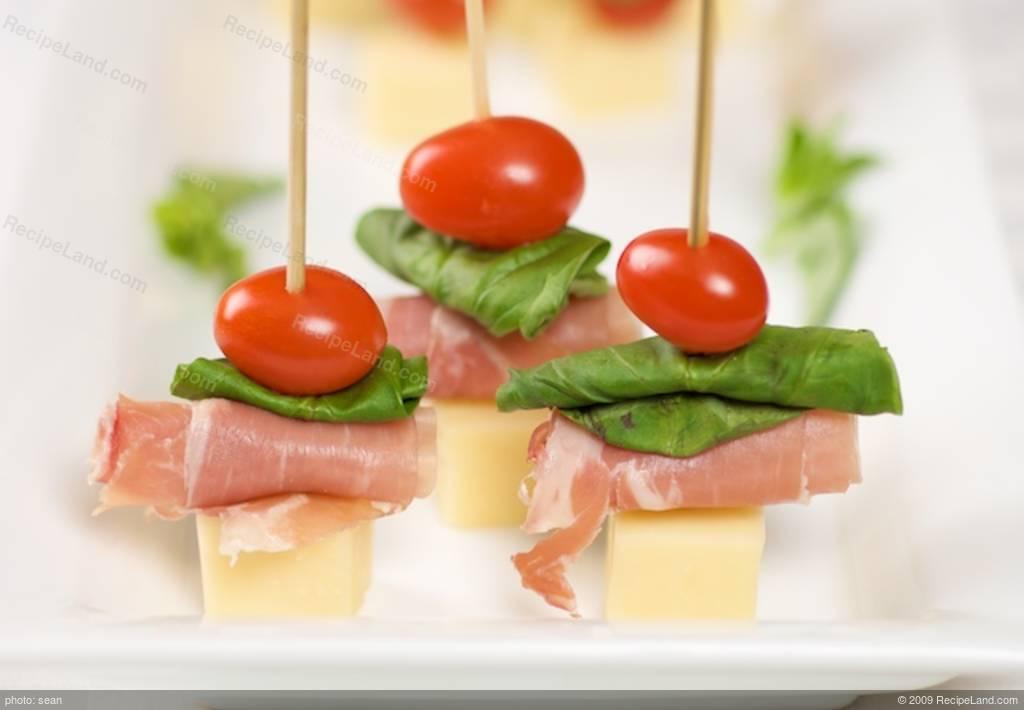 prosciutto cheese