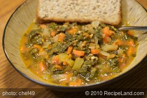 Power Kale Soup