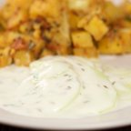 Cucumber Yogurt Sauce Indian - Raita