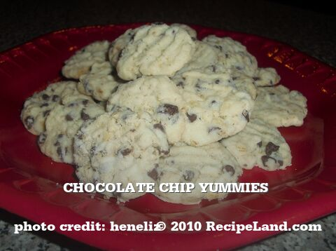 Chocolate Chip Yummies