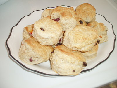 Heart Healthy Biscuits