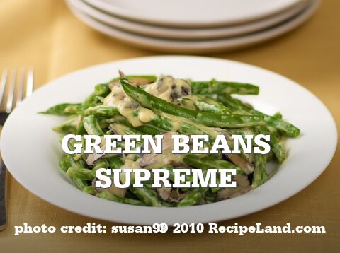 Green Beans Supreme