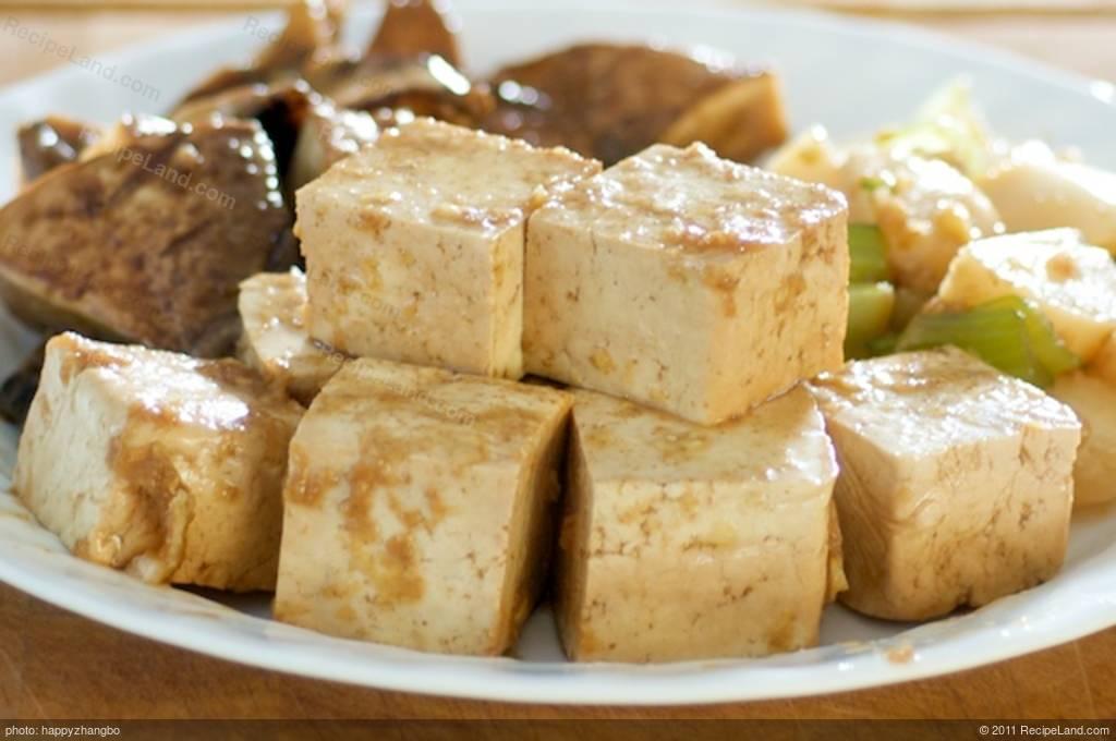 how to make a marinade for tofu