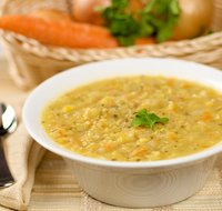 French Canadian Pea Soup