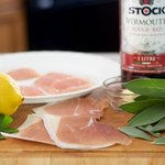 Chicken Saltimbocca (Chicken Cutlets with Prosciutto and Sage)