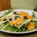 Arugula, Fennel, and Orange Salad