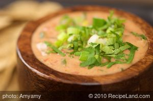 Beer Chile Con Queso (Superbowl - Reduced fat)