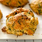 Cheddar-Parmesan and Buttermilk Biscuits with Fresh Herbs
