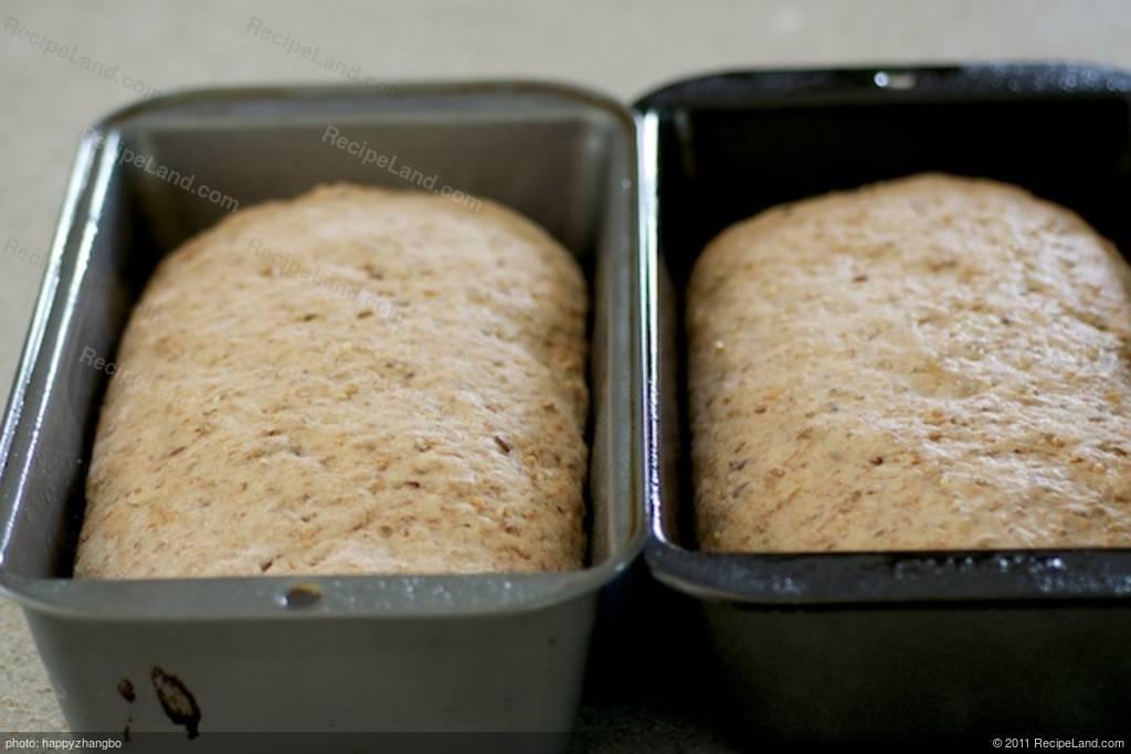 Homemade Multigrain Bread Recipe