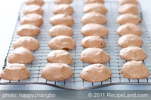 Chocolate Chip Cloud Cookies