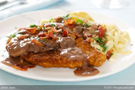 Secret Jagerschnitzel German Hunter Schnitzel Recipe