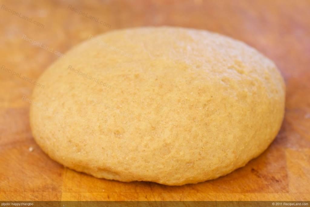 Peach and Almond Bread with Maple Glaze Recipe