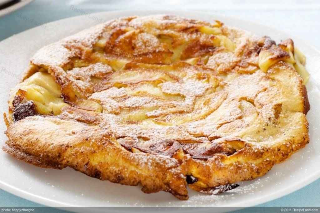 apfelpfannkuchen german apple pancakes recipe