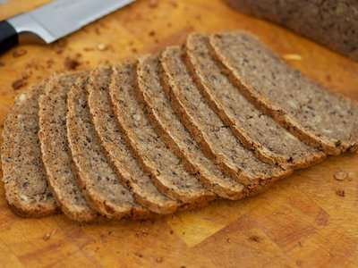 Dreikernebrot - German Rye and Grain Bread