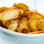 Super Crispy Oven Roasted Potatoes