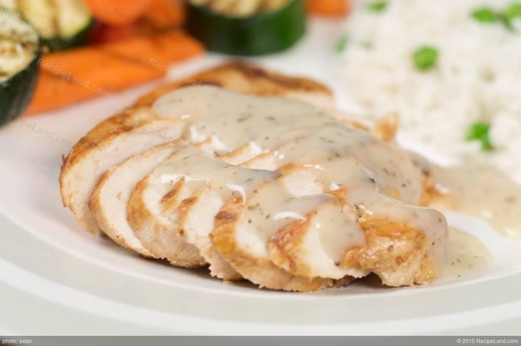 Company chicken recipe sour cream