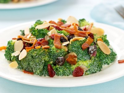 Sweet Broccoli Salad