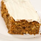 Carrot Cake (low-fat)