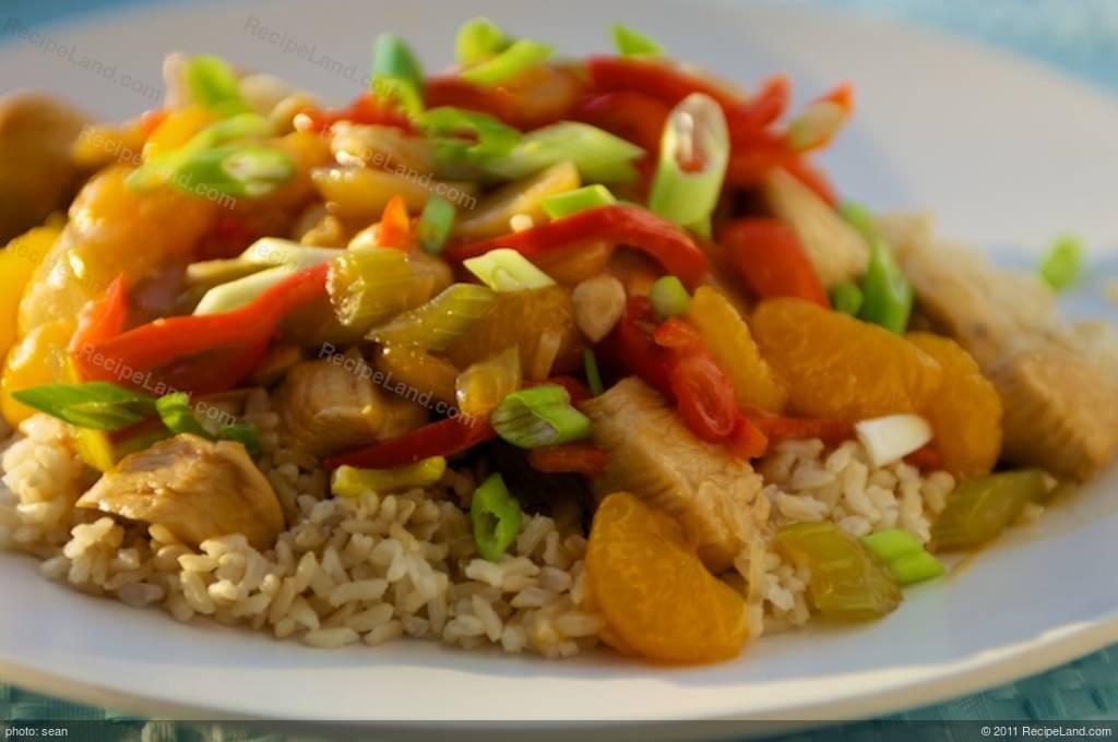 Mandarin orange chicken recipe mandarin orange chicken forumfinder Choice Image