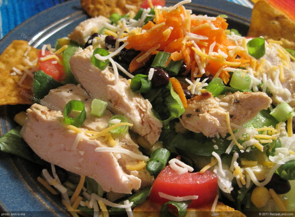 how to cook chicken for salad