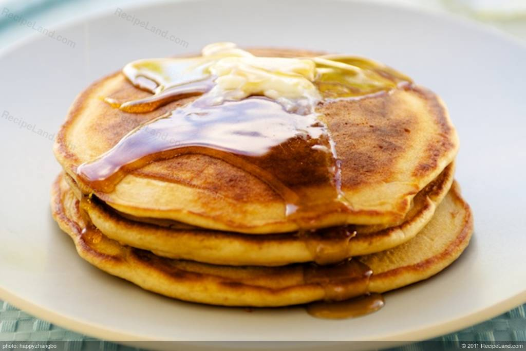 American Style Flapjacks Pancakes Recipe