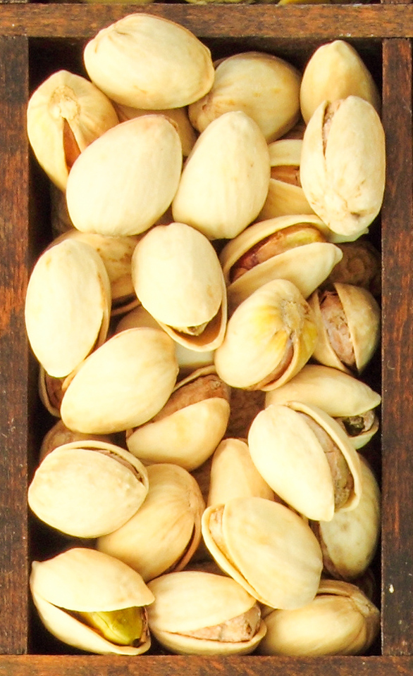 pistachios in shell