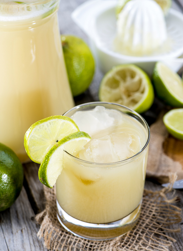 fresh lime juice