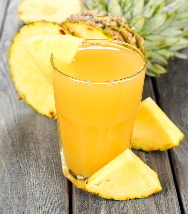 Pineapple Juice: Nutrition Data, Where Found And 262 Recipes